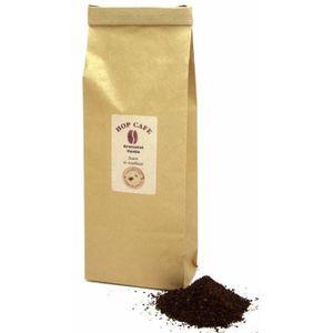 CAFÉ Café moulu  aromatisé Vanille pour machine express