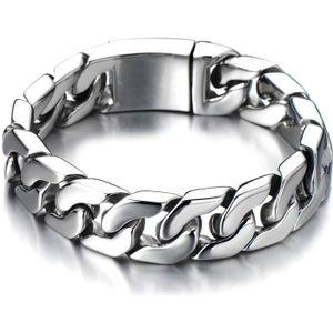 BRACELET - GOURMETTE Style Masculine - Acier Inoxydable Bracelet Homme