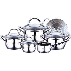 batterie de cuisine inox - achat / vente batterie de cuisine inox