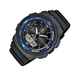 MONTRE Casio Collection SGW-500H-2BVER Chronographe Homme