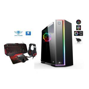 UNITÉ CENTRALE  Ordinateur Pc Gamer CLONE ONE AMD A10 9700 - nVIDI