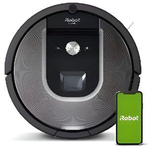 ASPIRATEUR ROBOT iROBOT Roomba 960 - Aspirateur robot - 33W - 59 dB