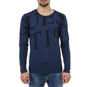 756255d6bd0f4 Vêtements Homme Guess - Achat   Vente Guess pas cher - Soldes  dès ...