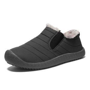 sports shoes ab9a3 91087 BOTTE Homme Femme Bottes De Neige En Coton Chaud Dhiver ...