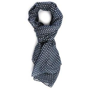 Chèche Morgan coton à motifs hexagones navy pour homme - Achat ... d9edfcc3a7a