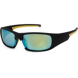 LUNETTES DE SOLEIL lunettes de soleil sport à verres teintés et antir 93c47cf7b1d1
