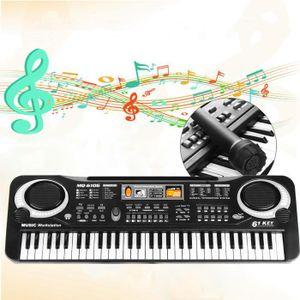 CLAVIER MUSICAL AVANC Clavier électronique musical 61 Clé 16 sons