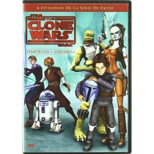 DVD FILM Star Wars: The Clone Wars (STAR WARS: THE CLONE WA