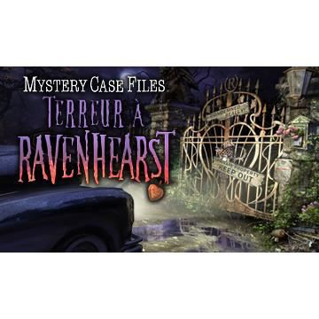 Mystery Case Files®: Terreur a Ravenhearst