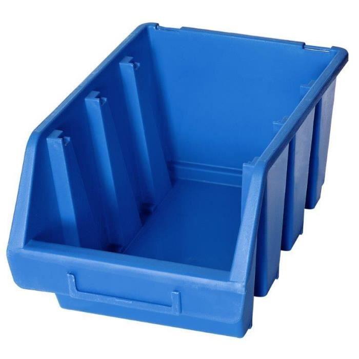 MEISTER Bac à bec 3,3 l Bleu