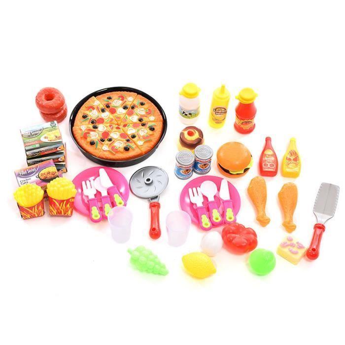 jouet imitation cuisine vaisselle enfants maison Pizza - Achat ...