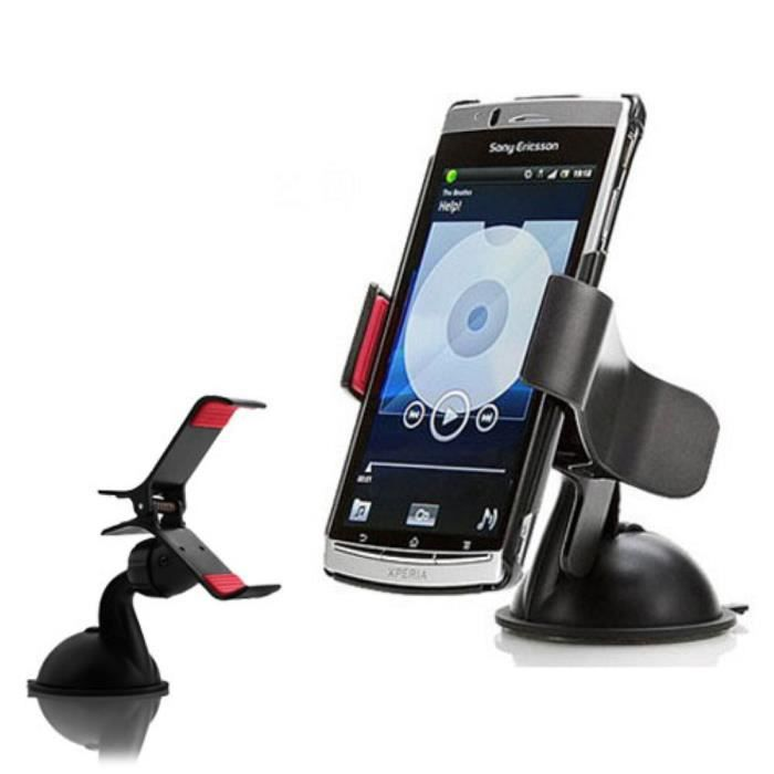 FIXATION - SUPPORT Support voiture a ventouse pour WIKO DARKFULL
