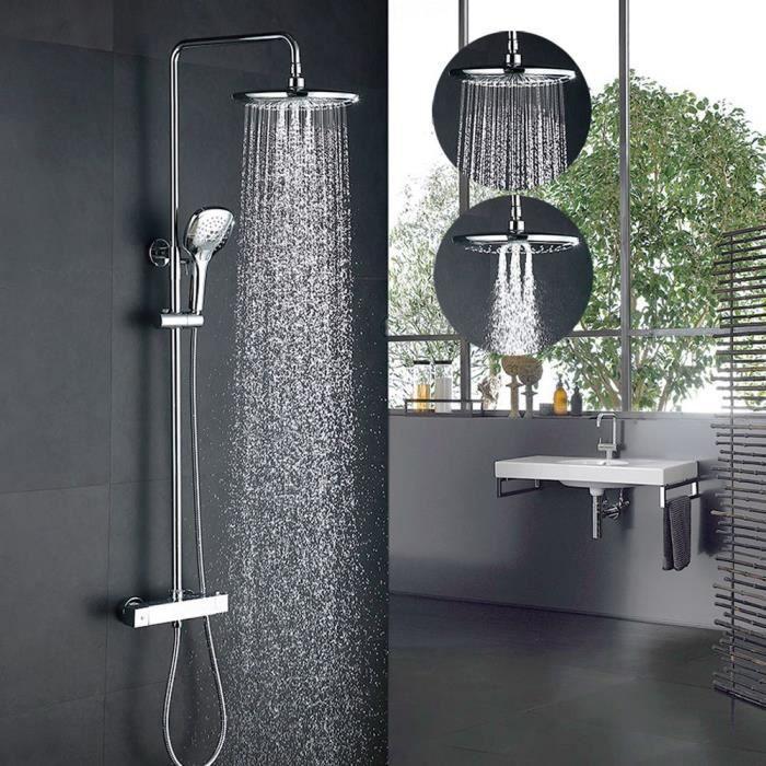 hauteur pommeau douche beautiful hauteur pomme de douche dlicat hauteur robinet douche. Black Bedroom Furniture Sets. Home Design Ideas