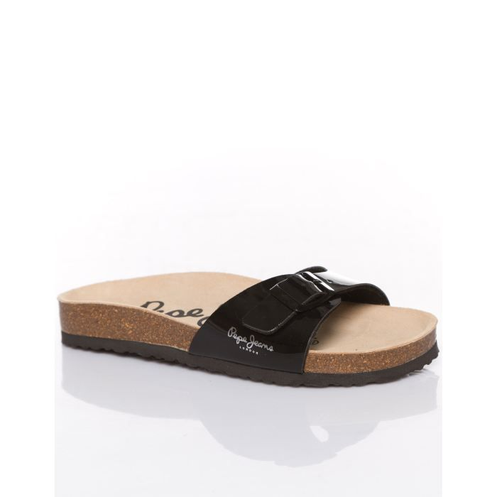 aabe388ce80 Sandales PEPE JEANS PFS90199-999 - Achat   Vente Sandales PEPE JEANS ...