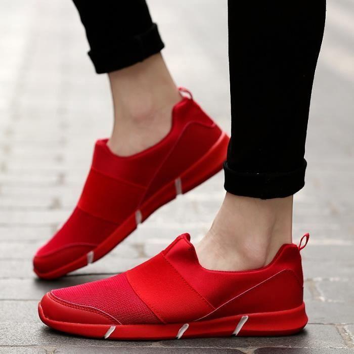 MOCASSIN Chaussures Hommes Casual Confort extérieur Flats é