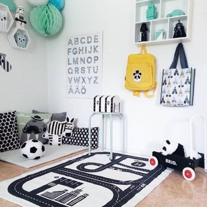 tapis de jeu voiture enfant achat vente jeux et jouets pas chers. Black Bedroom Furniture Sets. Home Design Ideas