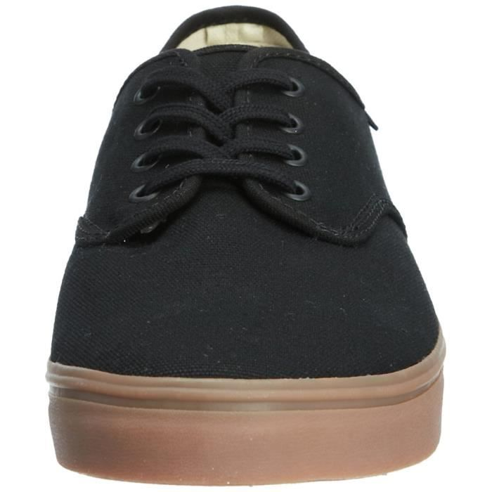 Vans Madero Ankle-high Canvas Skateboarding Shoe CMU22 Taille-35 1-2 mb8pJ