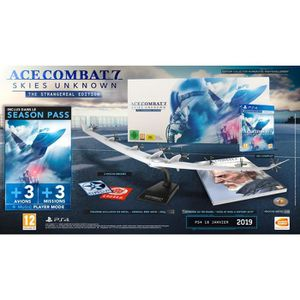 JEU PS4 Ace Combat 7 Collector Edition Jeu  PS4