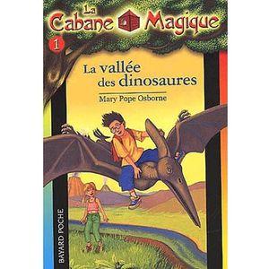 Livre 6-9 ANS La Cabane Magique Tome 1