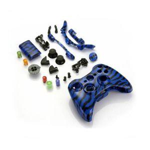 HOUSSE DE TRANSPORT Etui Housse Bleu pour Remplacement Manette Xbox 36