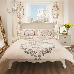 housse de couette baroque achat vente pas cher. Black Bedroom Furniture Sets. Home Design Ideas