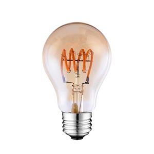 AMPOULE - LED AMPOULE LED SOFT FILAMENT SPIRALE GOLD VINTAGE E27