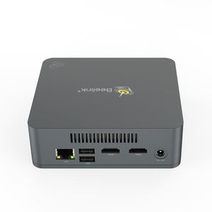 UNITÉ CENTRALE  Beelink U55-Mini PC-Windows 10-8 Go + 512Go SSD-In