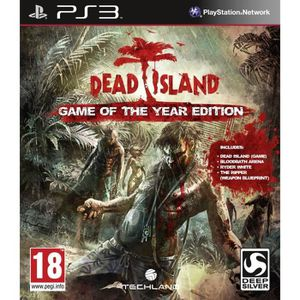JEU PS3 Dead Island: Game of the Year  (Playstation 3) [UK