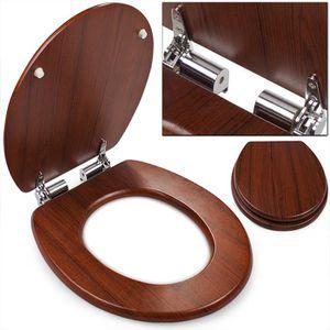 ABATTANT WC Abattant lunette cuvette de toilette WC couvercle
