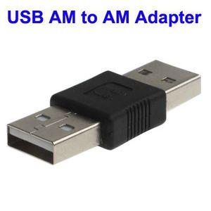 CÂBLE INFORMATIQUE Adaptateur USB AM vers AM