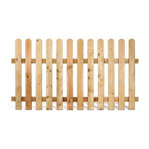 cloture bois achat vente cloture bois prix canon cdiscount. Black Bedroom Furniture Sets. Home Design Ideas