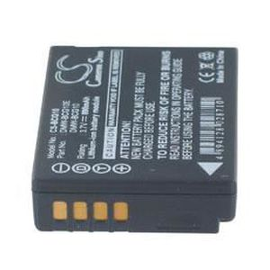 BATTERIE - CHARGEUR Batterie pour PANASONIC LUMIX DMC TZ7