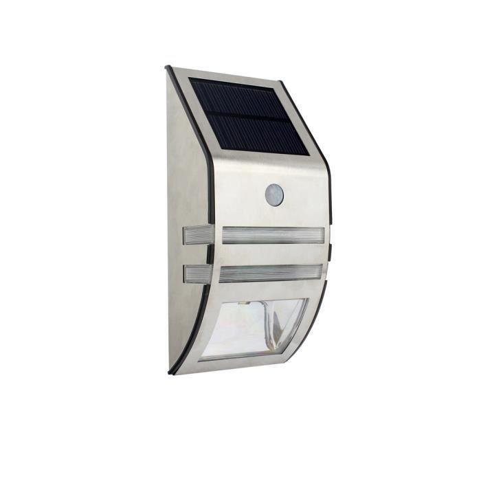 applique exterieur solaire avec detecteur achat vente applique exterieur solaire avec. Black Bedroom Furniture Sets. Home Design Ideas