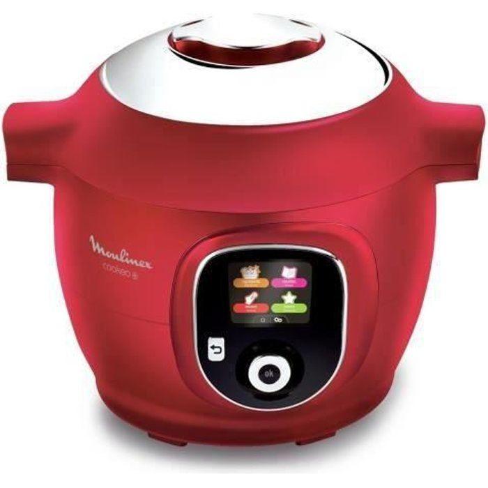 moulinex ce851500 cookeo multicuiseur intelligent avec 150 recettes pr programm es rouge. Black Bedroom Furniture Sets. Home Design Ideas