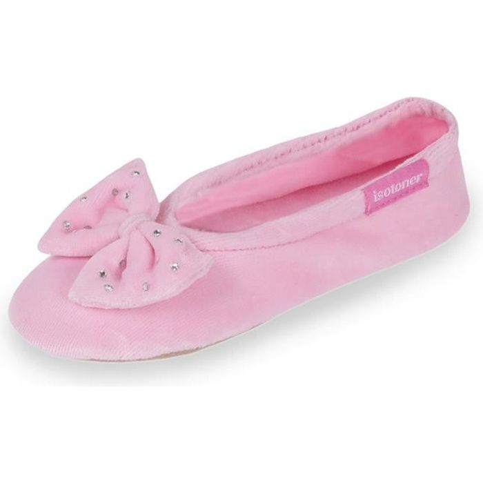 Chaussons ballerines fille