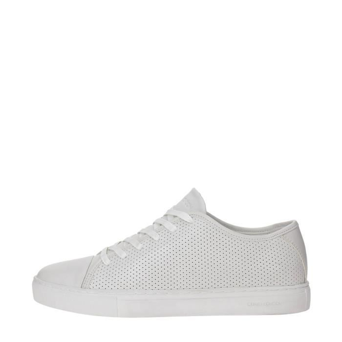 Crime Sneakers Homme BIANCO