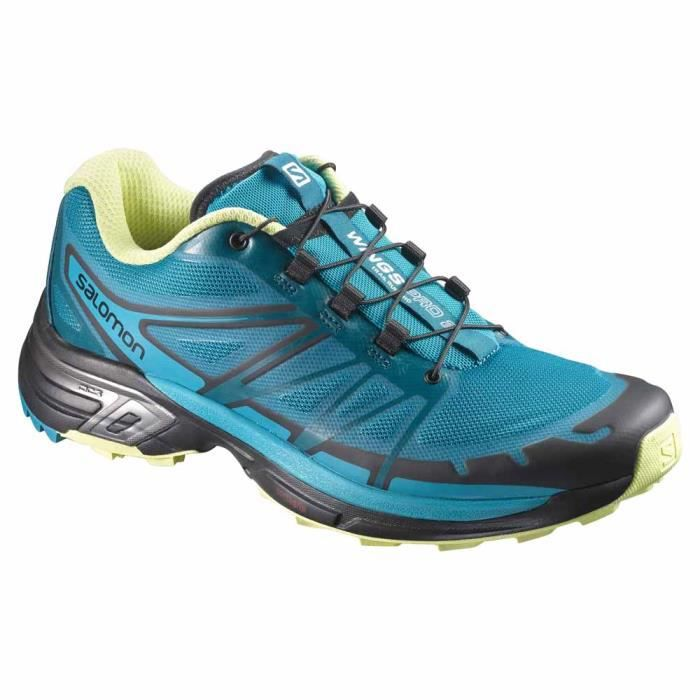 5a7ccecd629 Chaussures femme Trail running Salomon Wings Pro 2 - Prix pas cher ...