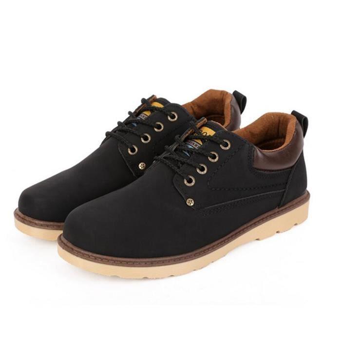 Sneakers hommes de plein air hydrofuge chaussure randonnee Qualité Supérieure résistantes à l'usure Marque De Luxe Grande Taille dQvt3IV8i