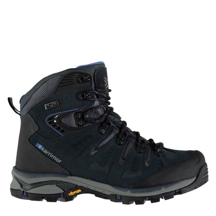 Chaussures Karrimor bleues homme JDb8rs