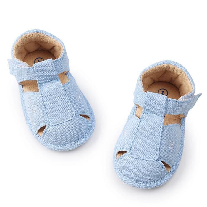 3013b49f2522e Tout-petit Bébé Garçon Sandales fille Chaussures Chaussures ...