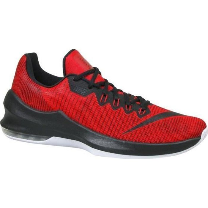 Chaussures Nike Air Max Infuriate 2 Low Rouge Rouge Achat