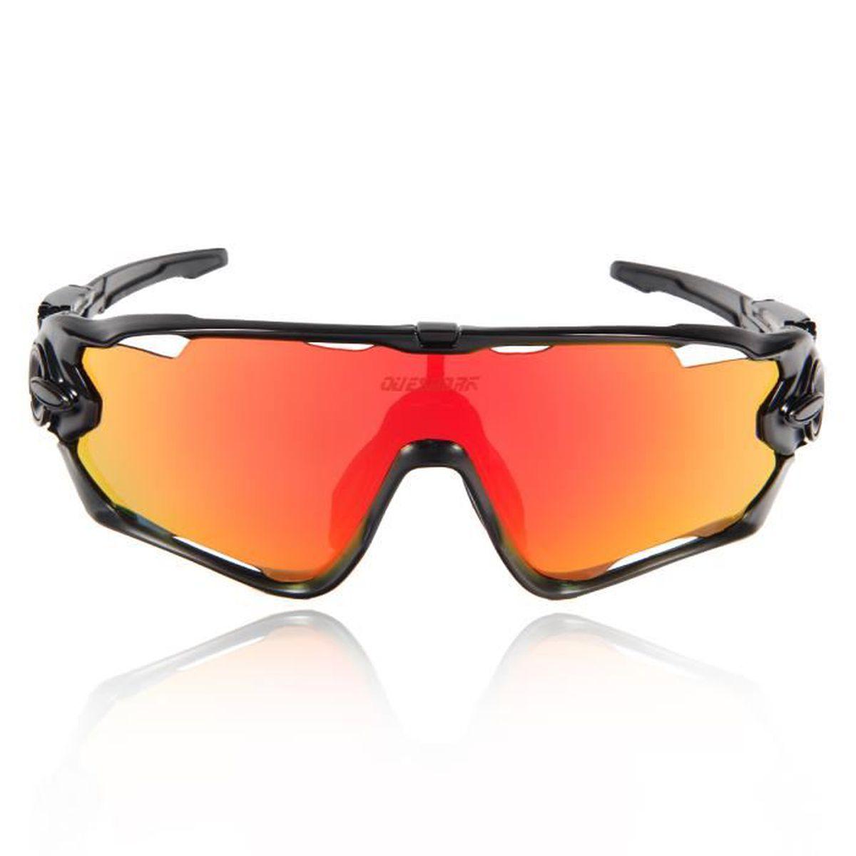 LUNETTES DE SOLEIL QUESHARK Lunettes de soleil polarisées vélo Protec 96bee1adf360