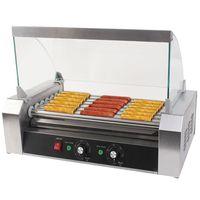 MACHINE À HOT DOG Machine à hot dog professionnelle Hot-Dog Grill 7