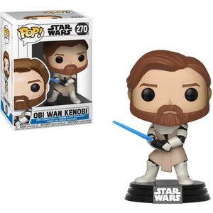FIGURINE - PERSONNAGE Figurine Funko Pop! Star Wars: Clone Wars: Obi Wan