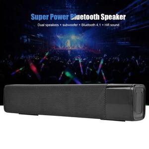 ENCEINTES ORDINATEUR SL-1000S Mini Haut-Parleur Bluetooth USB Subwoofer
