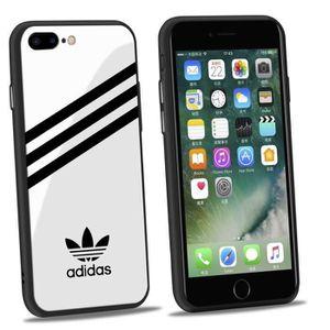 coque iphone 7 adidas jaune