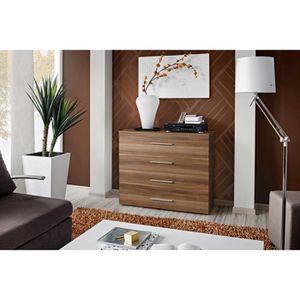 petit meuble rangement salon achat vente petit meuble rangement salon pas cher cdiscount. Black Bedroom Furniture Sets. Home Design Ideas