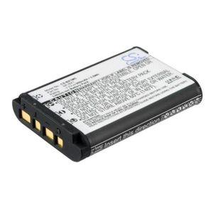 BATTERIE APPAREIL PHOTO Batterie pour Appareil photo Sony Cyber-shot dsc-r