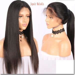 PERRUQUE - POSTICHE Full Lace Wig/Perruque Cheveux Bresiliennes Lisse