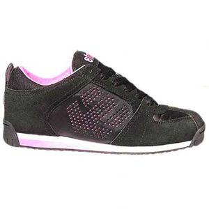 BASKET ETNIES Kirra Black Pink